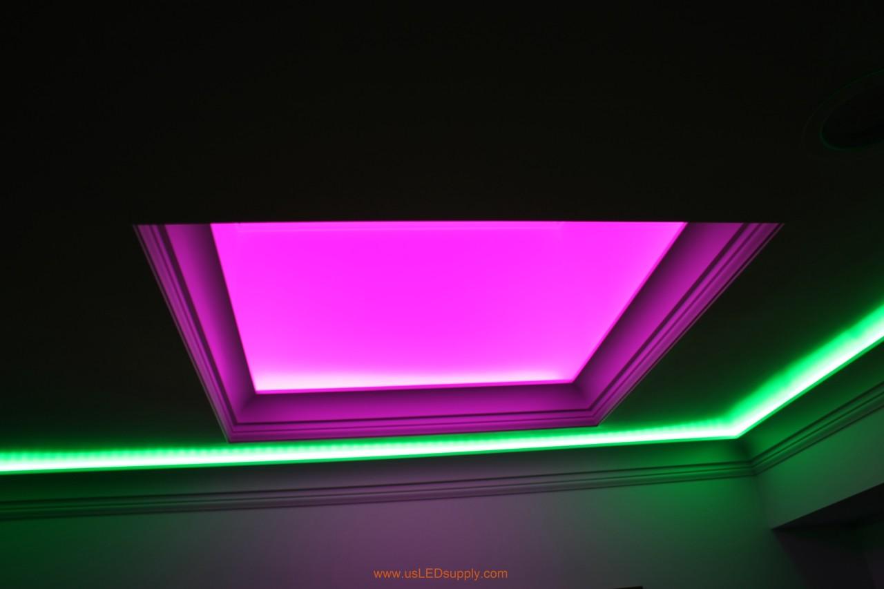 Hallway Accent Lighting