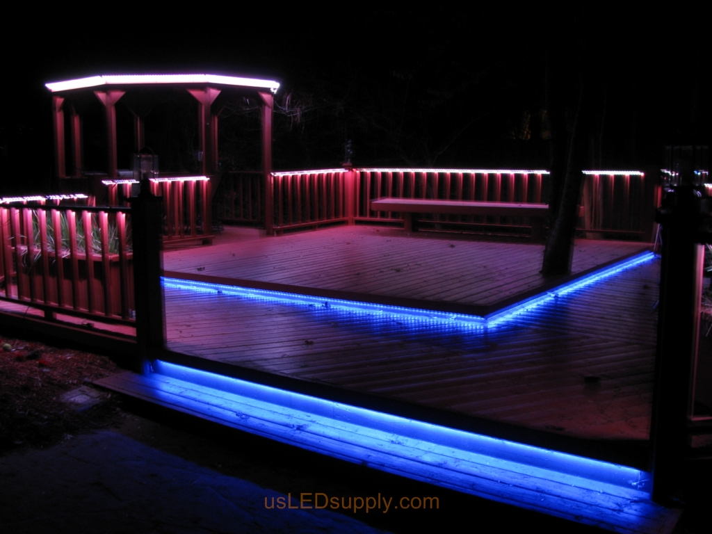 under deck lighting ideas for pinterest