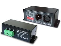 RGB DMX Decoder 350mA