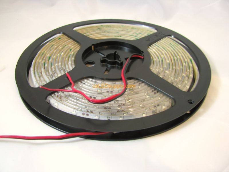 Yellow/Amber Led Flex Strip High Output 60/M 300/Reel