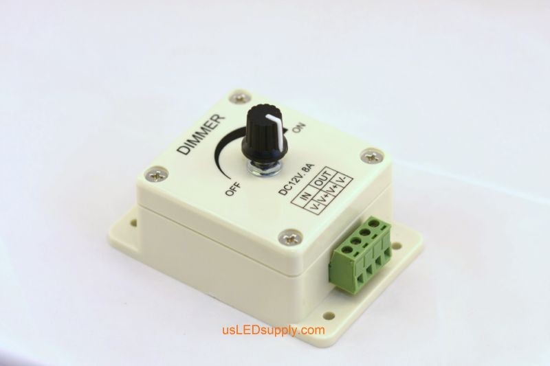 PWM Dimmer 8A (Surface Mount)