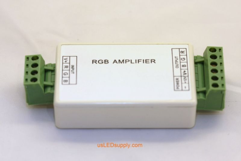 RGB Amplifier 4A/Ch Mini