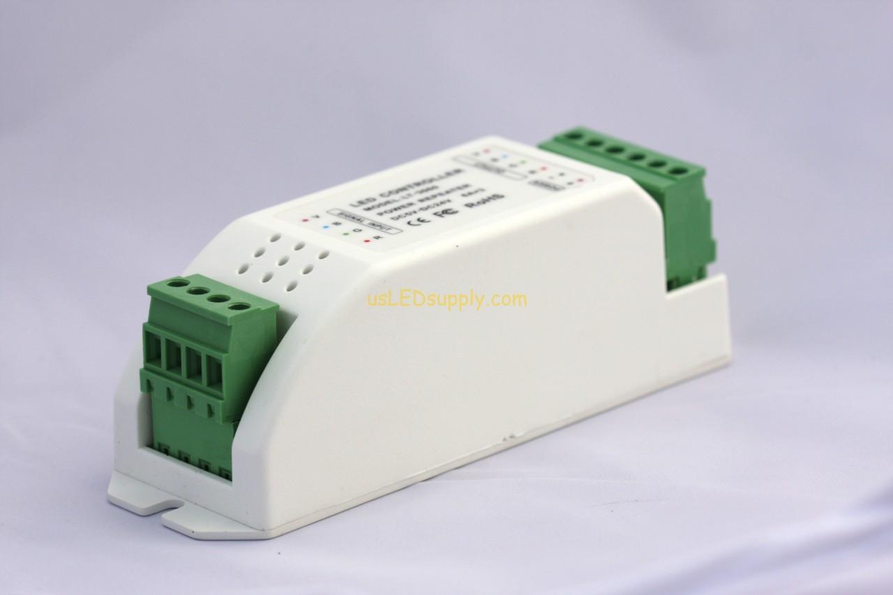 RGB LED Amplifier 700mA/Ch