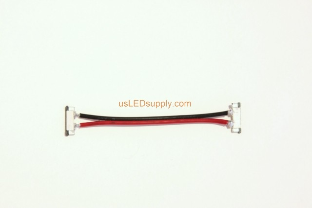 "Solder-less Single Color Splice Connector Strip-Wire-Strip 3"""