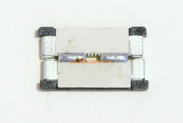 Solder-less Single Color Splice Connector Strip-Strip