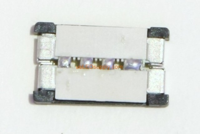 Solder-less RGB Splice Connector Strip-Strip