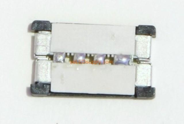 Solder-less RGB Splice Connector Strip-Strip