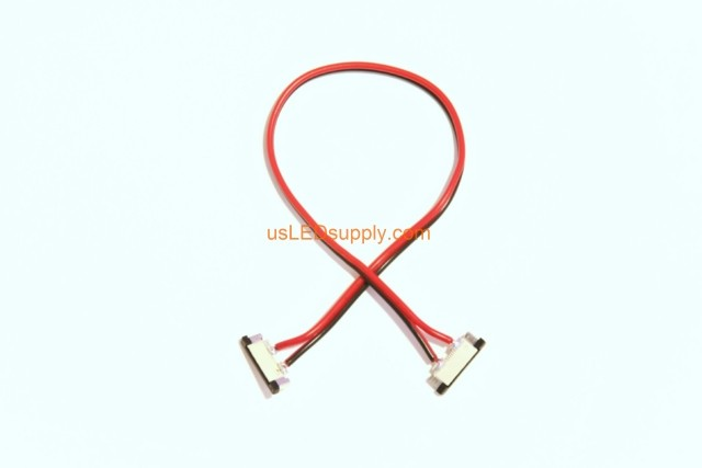 Solder-less Single Color Splice Connector Strip-Wire-Strip