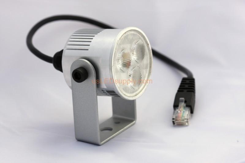 RGB 3w Puck RGB 350mA IP-65 25deg