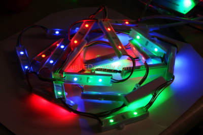 12V LED RGB Digital Point Modules