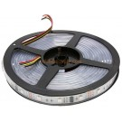 12V RGB Flexible LED Strip 16' Roll (Digital Point Control) (WS-2801) (60x chips / 180 Led) Un-Coated (Non waterproof)