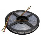 5V RGB Flexible LED Strip 16' Roll (Digital Point Control) (160x WS-2801 chips / 160 Led) IP-68