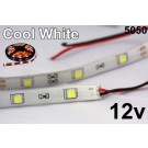 12V Cool White Flexible LED Strip 16' Roll