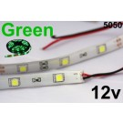 12V Green Flexible LED Strip 16' Roll