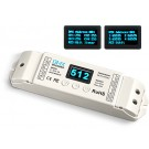 RGB DMX Decoder 5A/Ch DMX Decoder With Display (4x Channel)