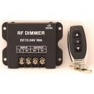 PWM RF Keychain Remote Control LED Dimmer 30A