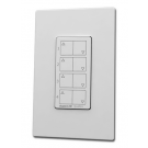 4 Zone Mini Wireless RF LED Dimmer Razor Quattro