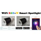 7w RGB-WW LED Smart Light WiFi120v (EU-27 Base)