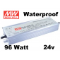 24v 96W 4A Waterproof Power Supply PFC (Mean Well) (Class2)