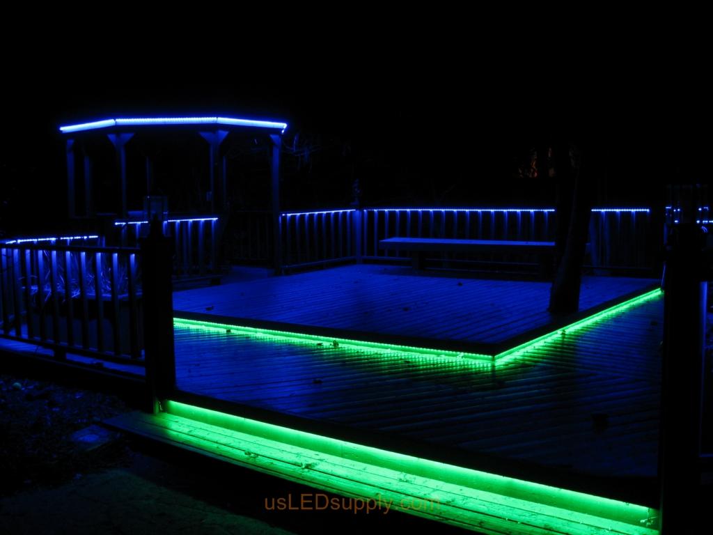 LED Deck Lighting